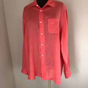 ISLAND COMPANY | Classic Linen Shirt